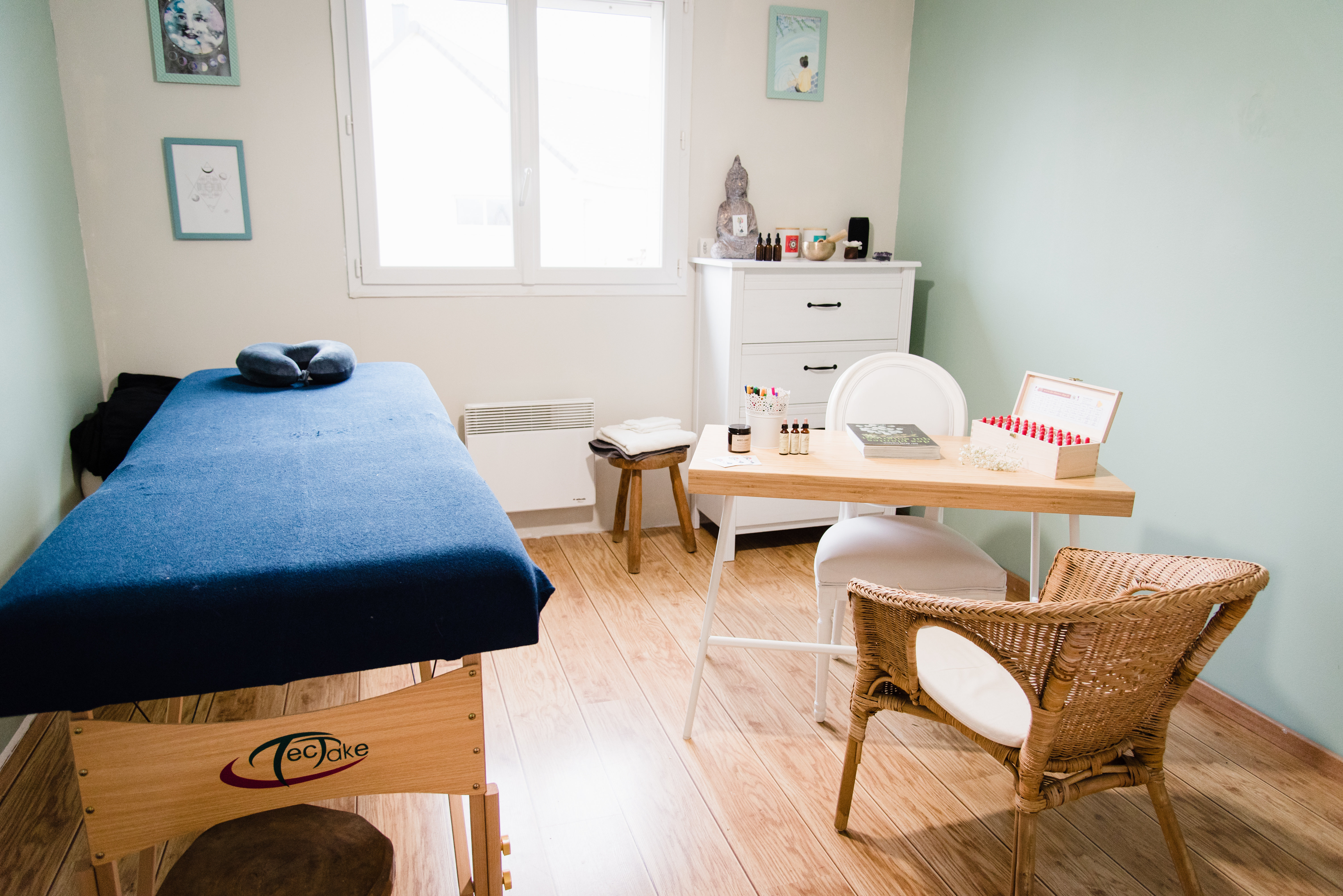 Réflexologie, plus qu'un simple massage